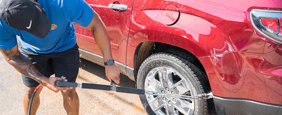 Splish Splash- More Than Just a Carwash